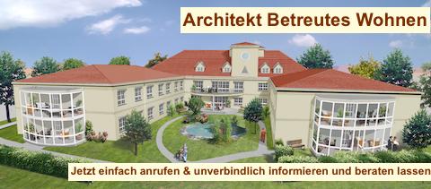 Architekt Betreutes Wohnen