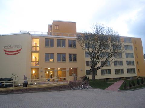 Architekt Pflegeheim - Architektur Pflegeheim