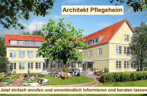 Architekt Pflegeheim - Projektentwicklung