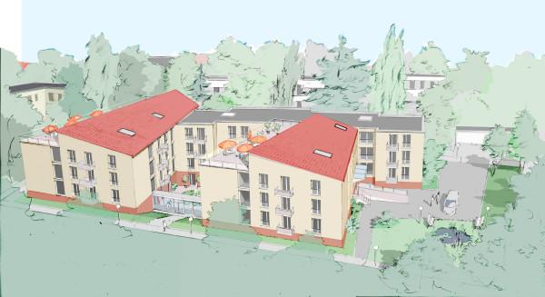 Baukosten Pflegeheim