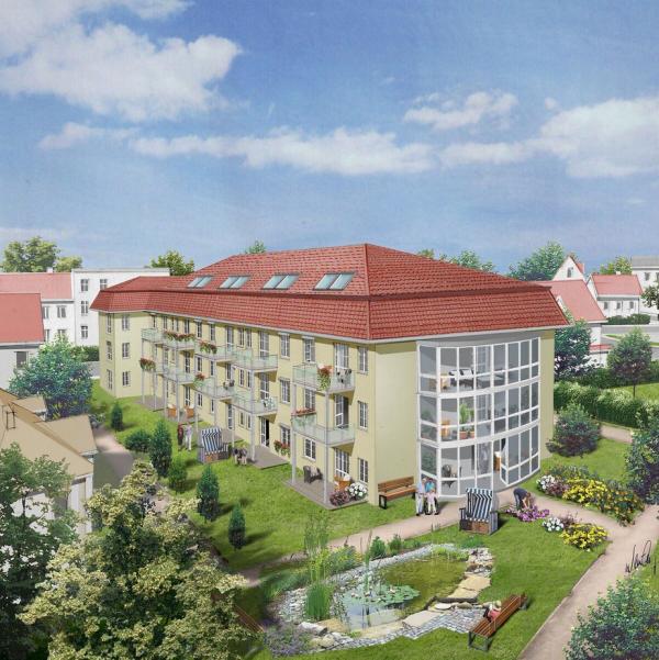 Betreutes Wohnen Architektur Projektentwicklung