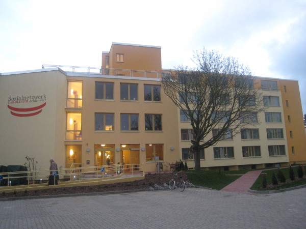 Pflegeheim Neubau