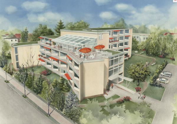 Pflegeheim Projektentwicklung