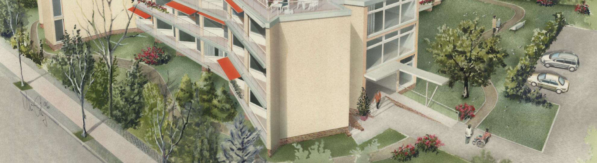 Betreutes Wohnen – Pflegeheim Architekt & Projektentwicklung